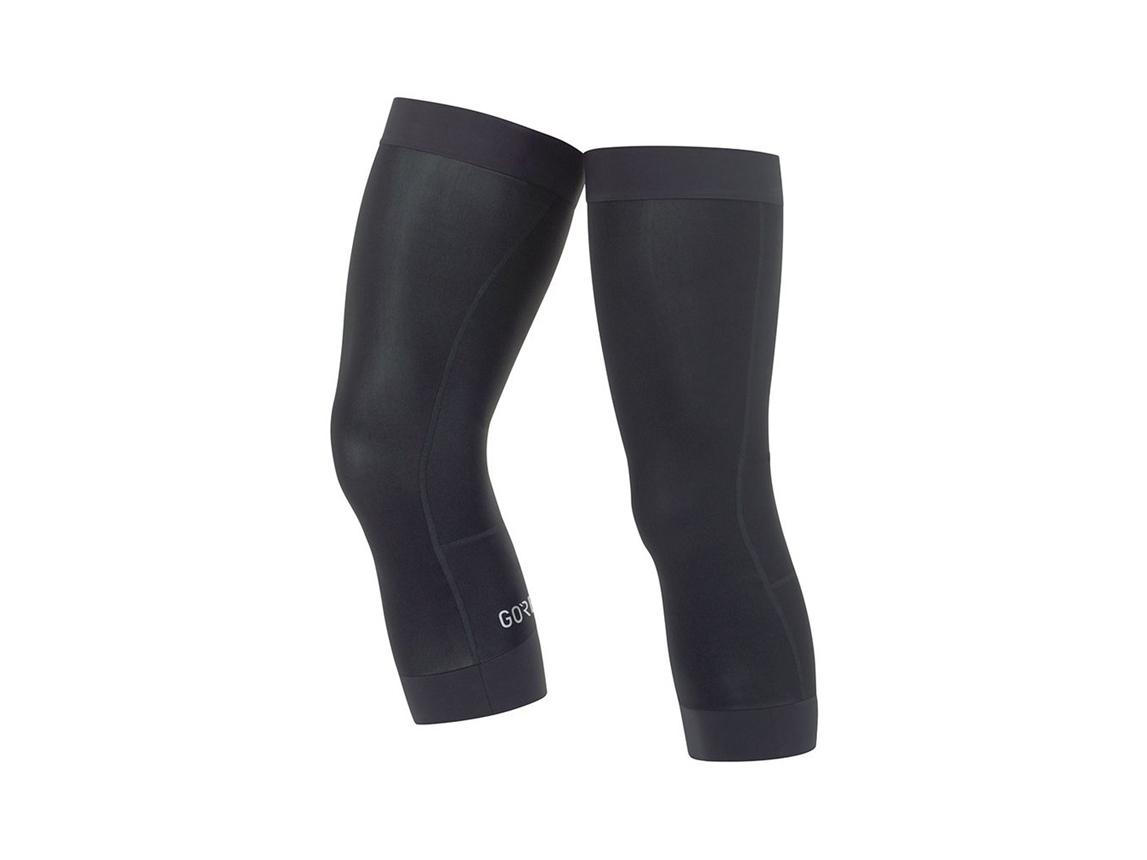 Gore C3 Gore Windstopper® Knee Warmers Svart L