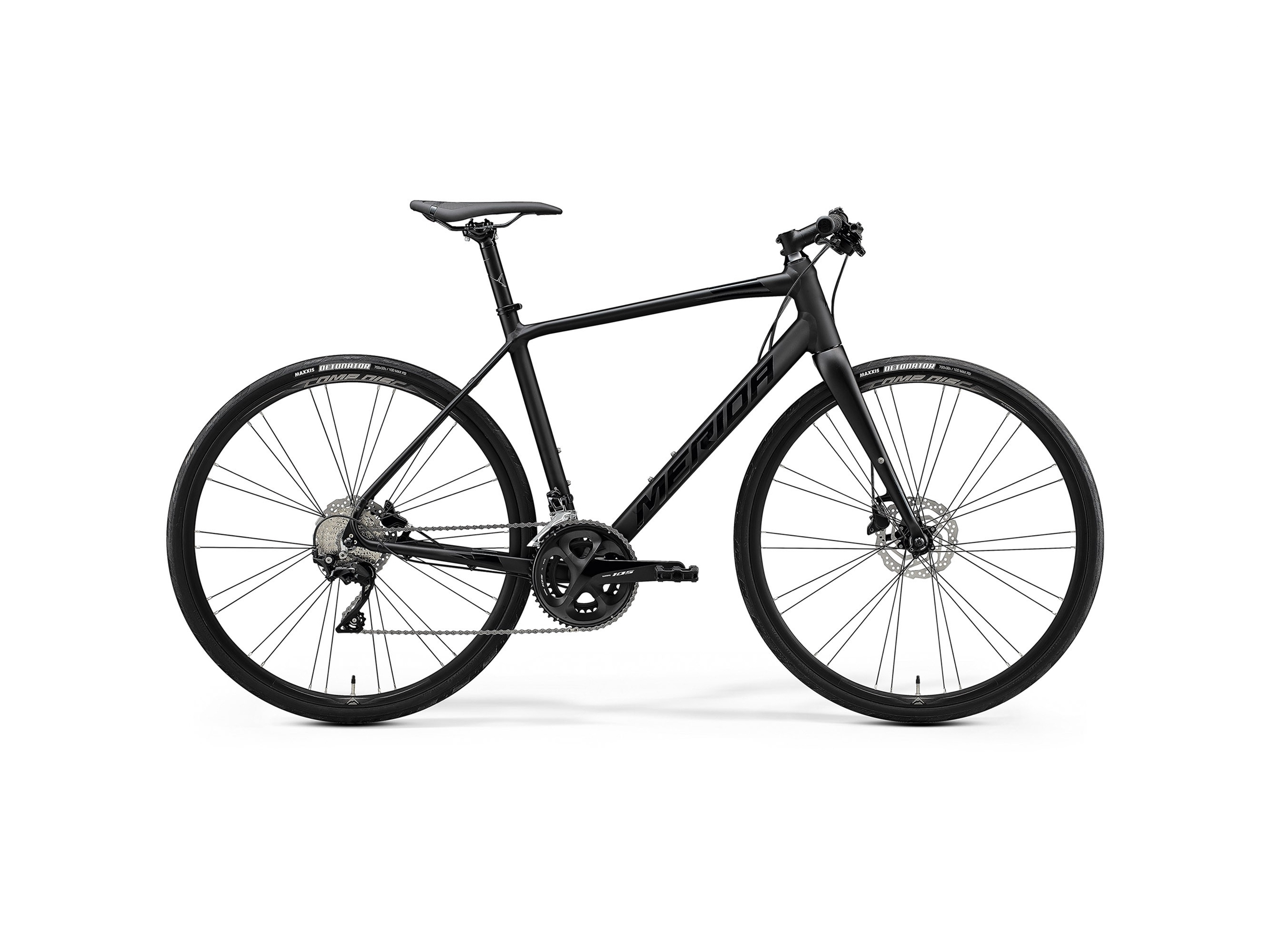 Merida Speeder 400 Black/Black+S