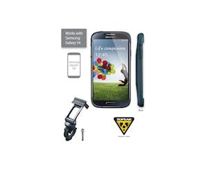 Topeak Ride Case Samsung Galaxy S4 Hardcase Med Hållare