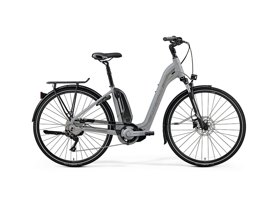 Espresso City 200 Eq Grey/Silver+M (49 Cm)