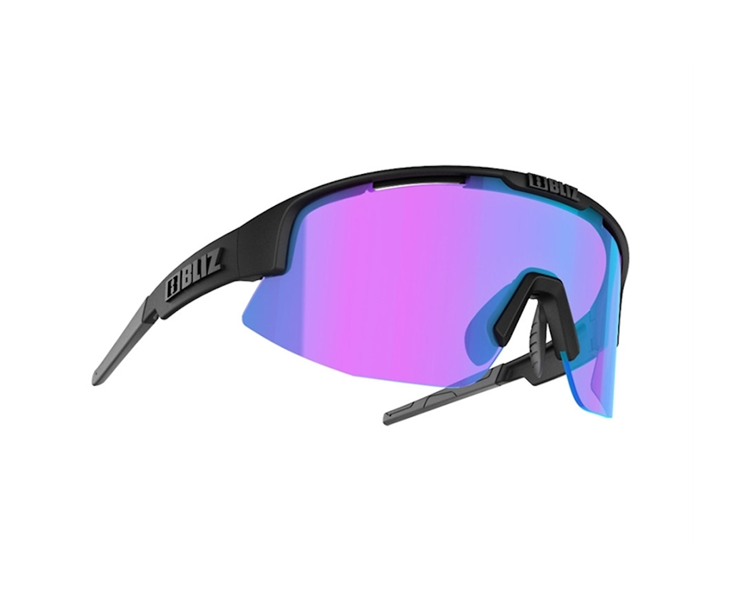 Bliz Matrix Nano Optics Nordic Light Svart M13