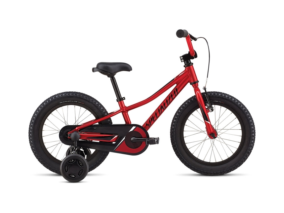 Riprock 16 Candy Red/Black
