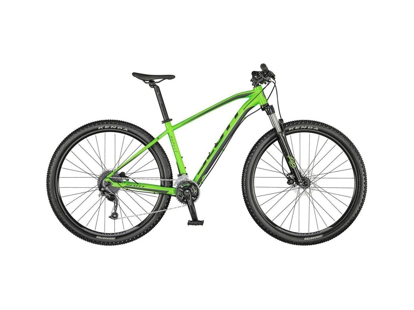 Scott Aspect 950 Green (Kh) Xxl