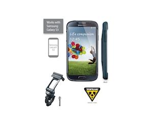 Topeak Ride Case Samsung Galaxy S3 Hardcase Med Hållare