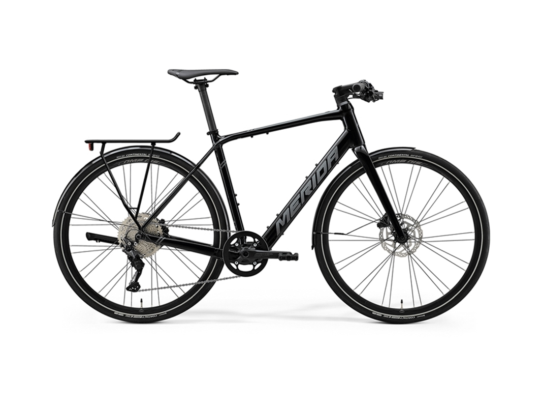 Merida Espeeder 400 Eq Black/Grey L