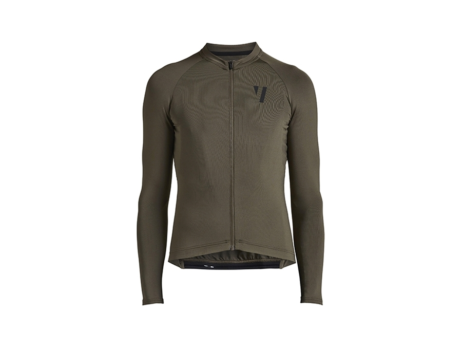 Void Ls Jersey Pure Mud M