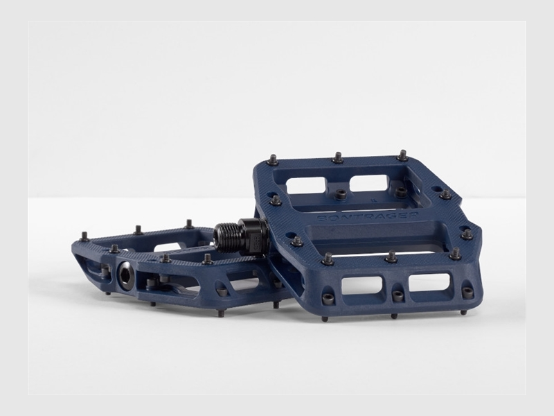 Bontrager Line Elite Pedal Mulsanne Blue