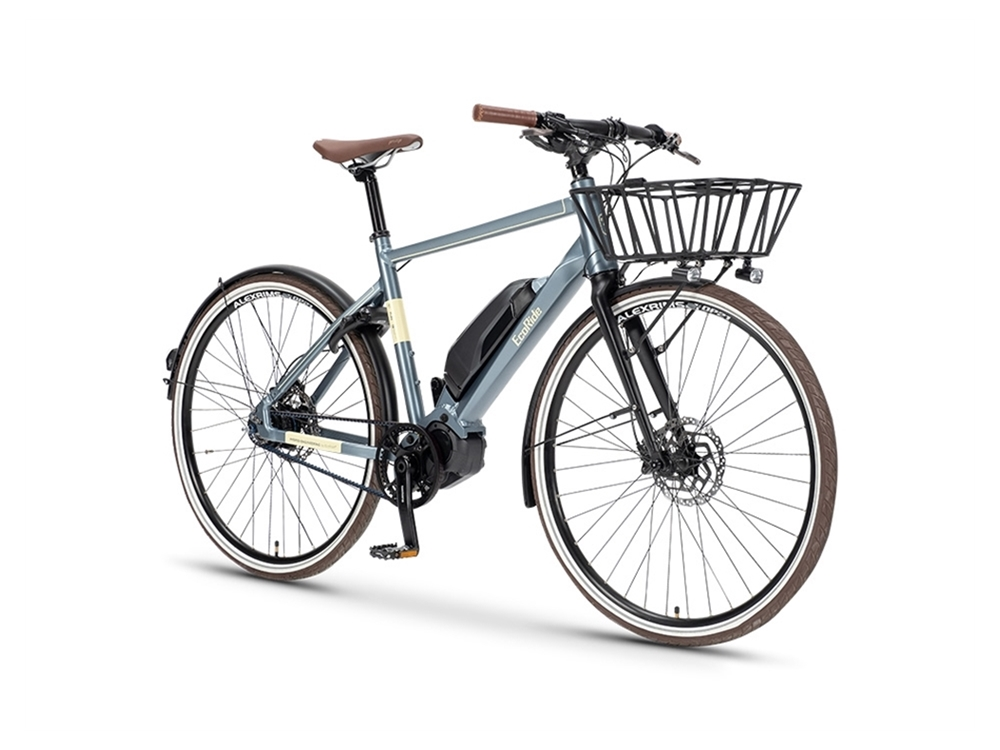 EcoRide Pure Steps Elcykel 2020