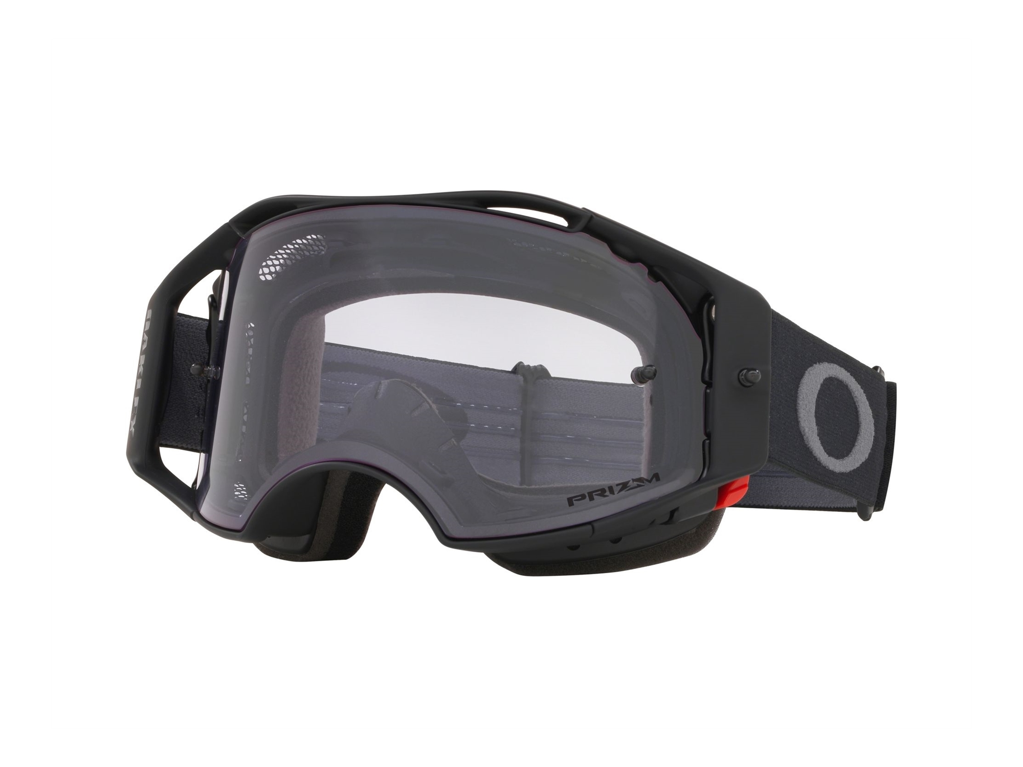 Oakley Airbrake Mtb Goggles Svart Gunmetal Prizm Low Light