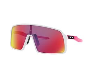Oakley Sutro Mttwht/Pink W/ Prizm Road