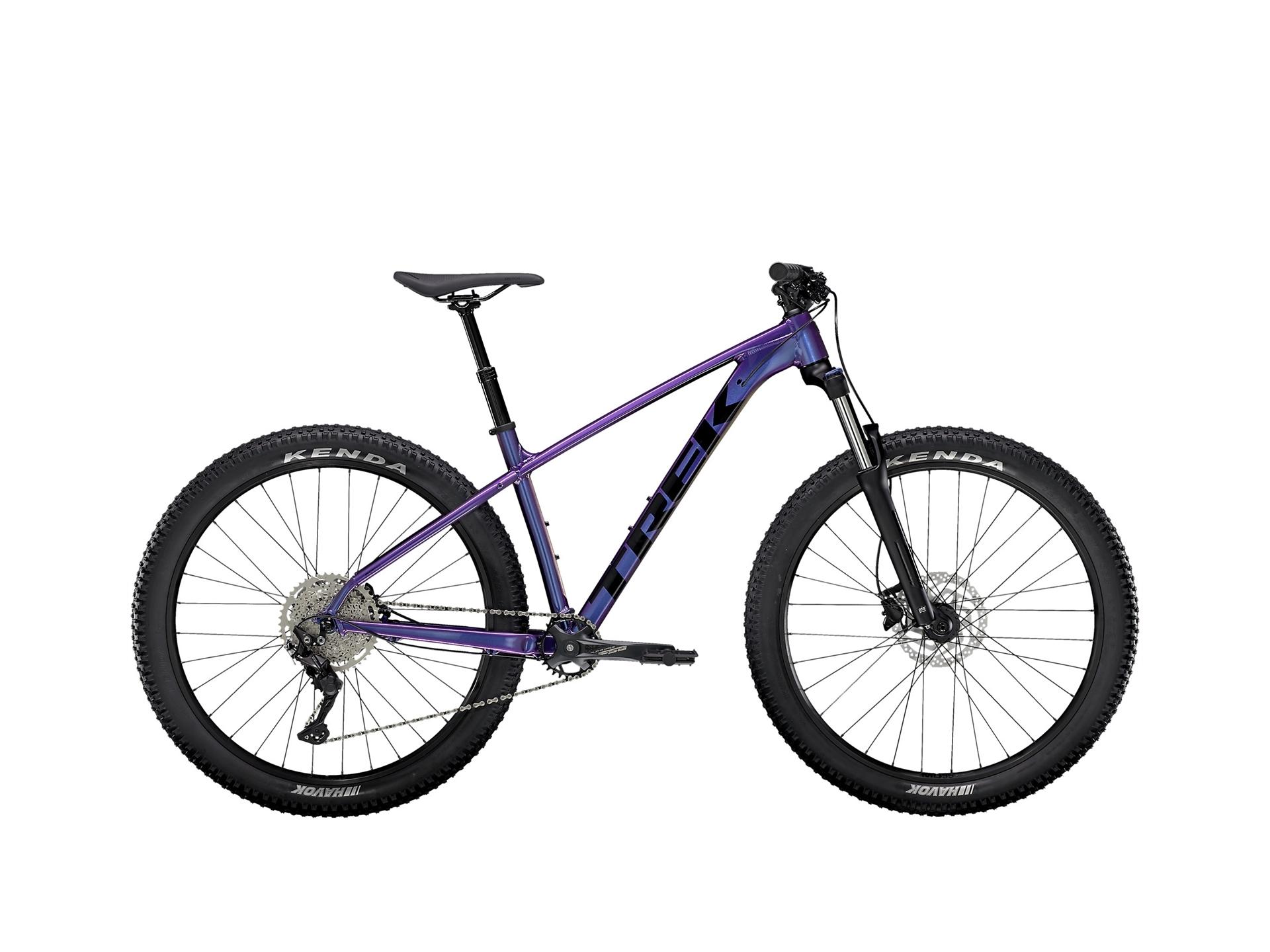 Trek Roscoe 6 Purple Flip/Trek Black L