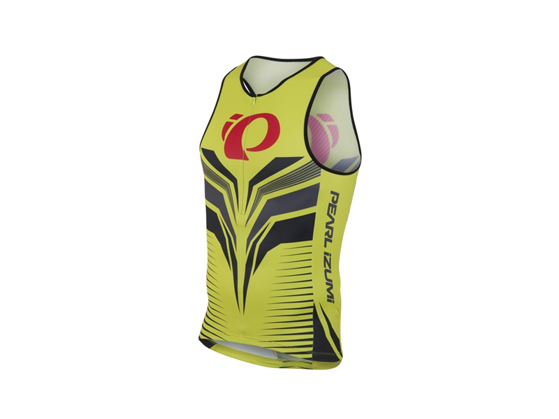Pearl Izumi Elite In-R-Cool Ltd Triathlonlinne Gul L