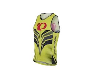 Pearl Izumi Elite In-R-Cool Ltd Triathlonlinne Gul L