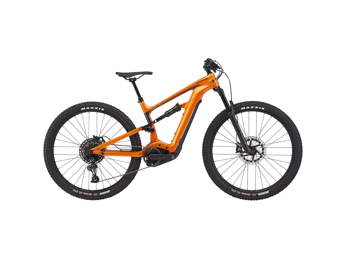 Cannondale Habit Neo 3 2020 Crush Xl