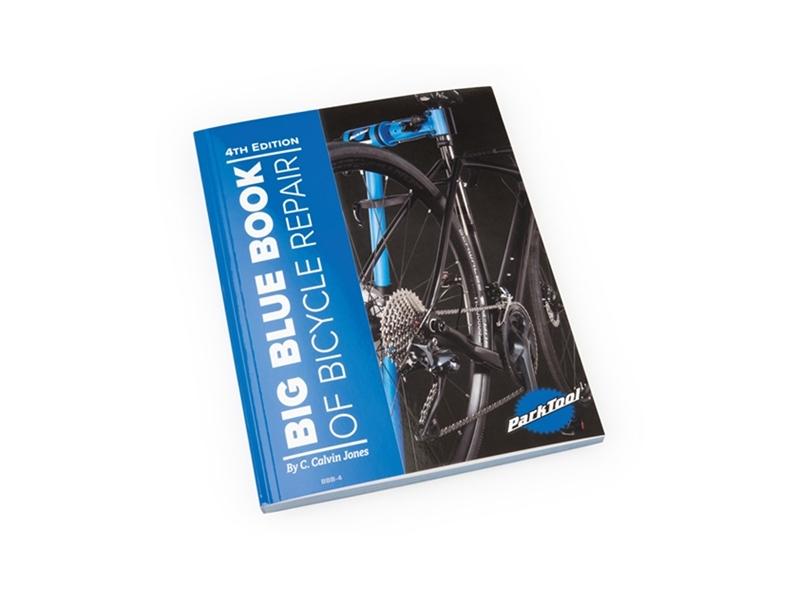 Park Tool Big Blue Book Bbb-4 Verkstadshandbok