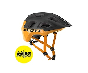 Scott Helmet Vivo Plus (Ce) Dk Gr/Fi Ora S