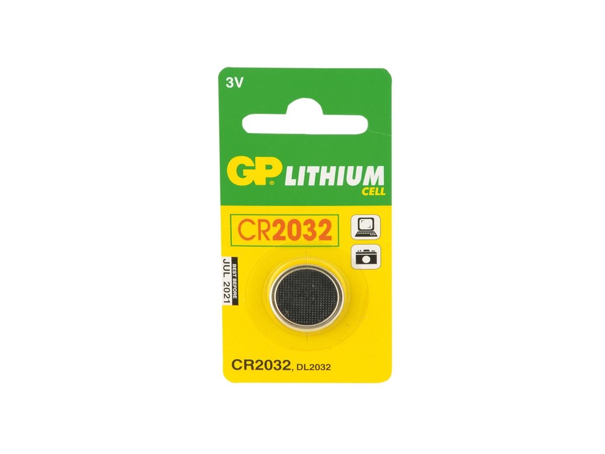 Gp Cr2032 Batteri