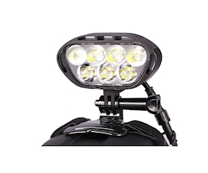 M Tiger Sports Superion 6200 Pannlampa