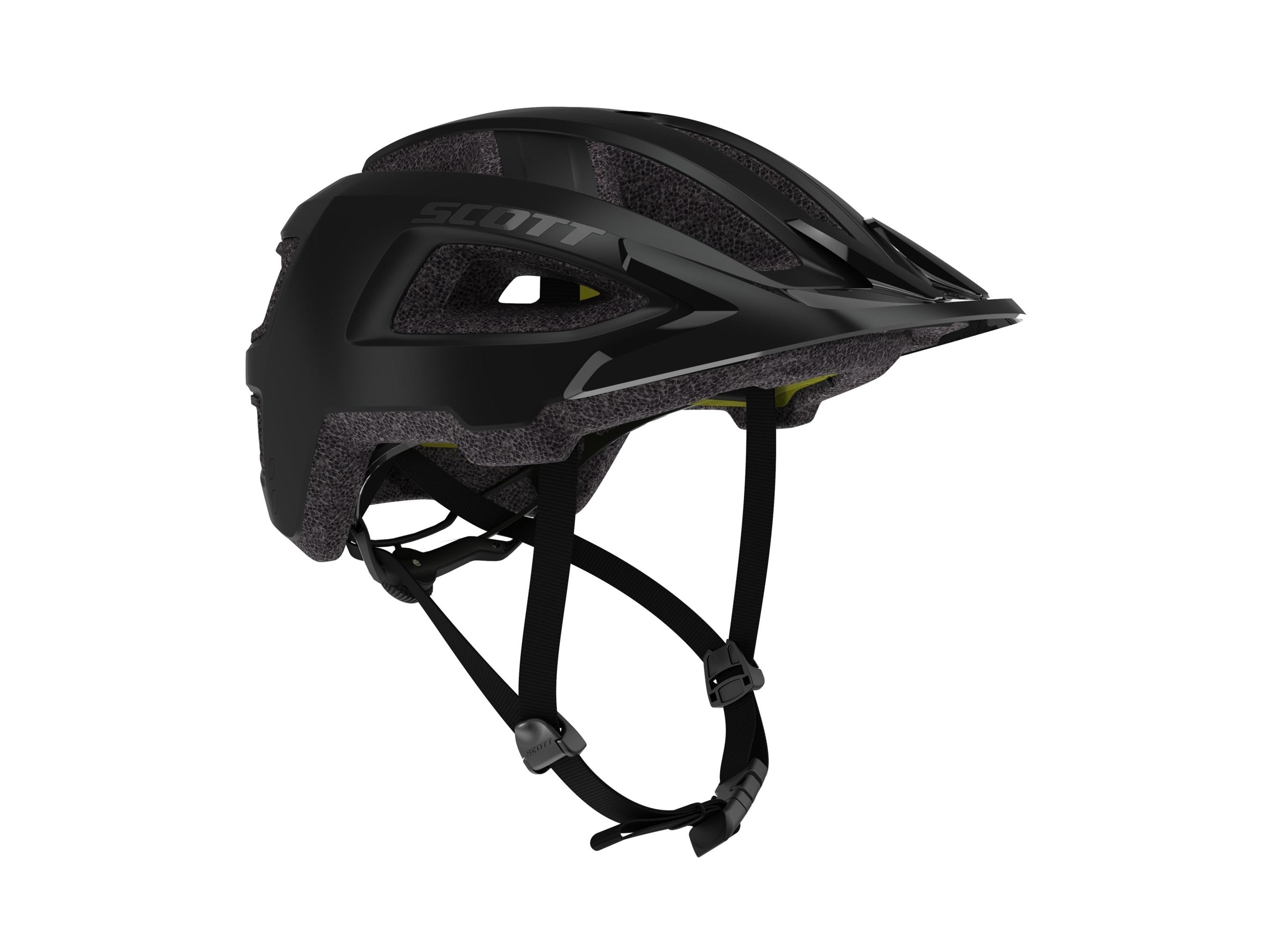 Scott Helmet Groove Plus Mattsvart M/L