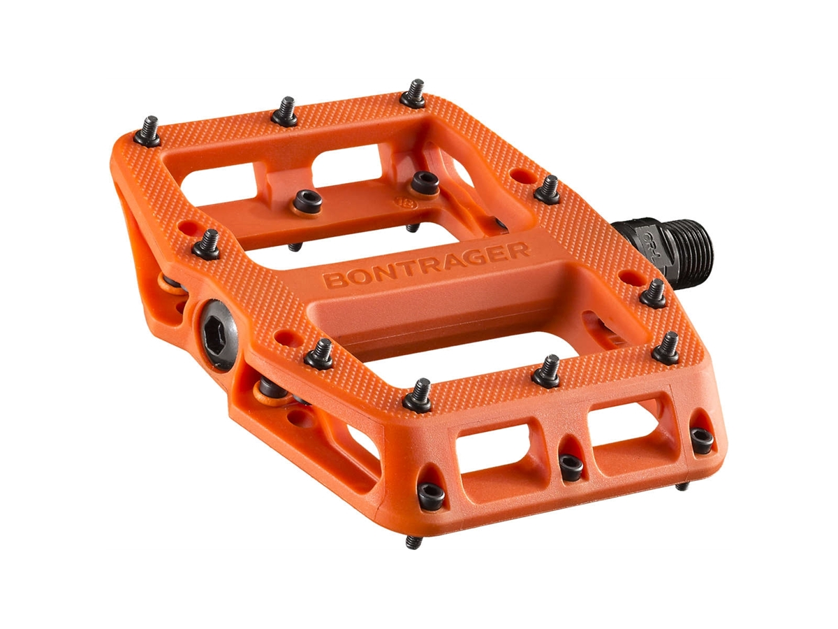 Bontrager Line Elite Pedal Orange