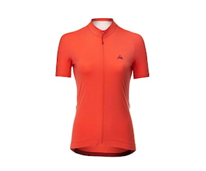 7Mesh Ashlu Merino Jersey Dam Orange L