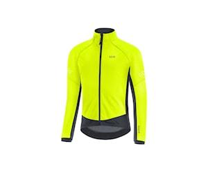 Gore C3 Gore-Tex Infinium™ Thermo Jacket Neongul/Svart M
