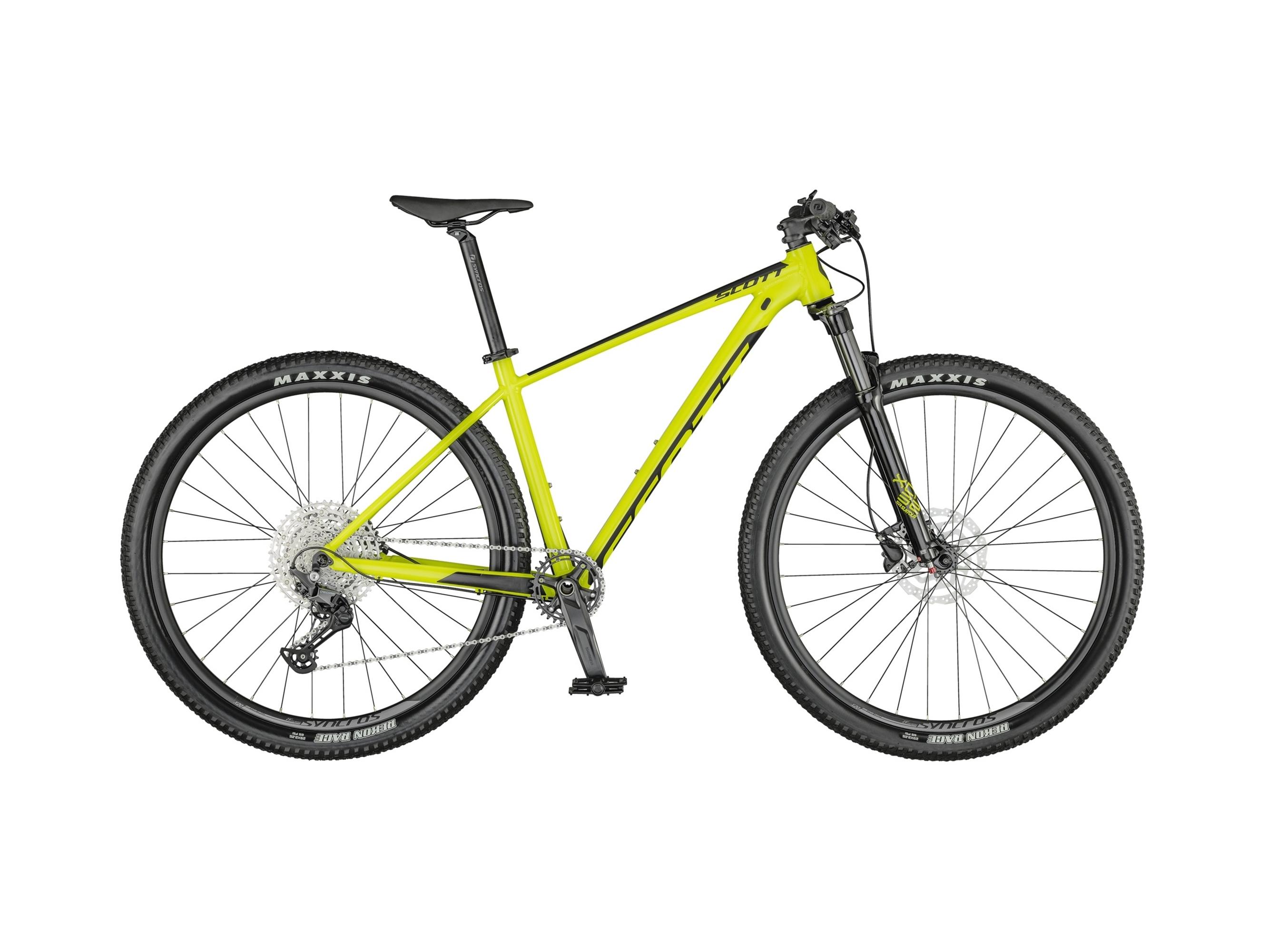 Scott Scale 980 Yellow L