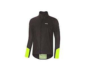 Gore C5 Gore-Tex Shakedry™ 1985 Viz Jacket Svart/Neongul S
