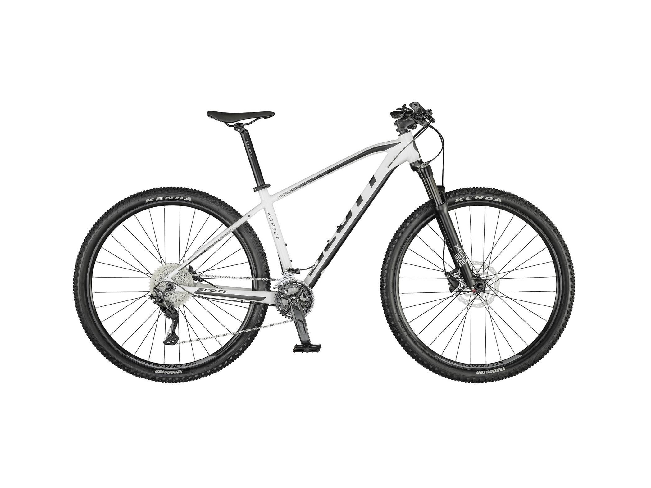 Scott Aspect 930 Pearl White (Kh) Xs
