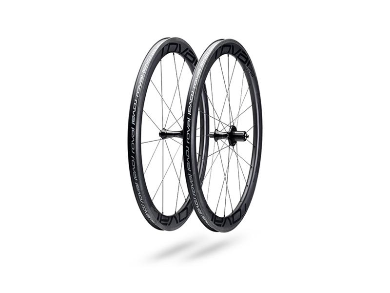 Specialized Cl 50 Wheelset Satin Carbon/Blk