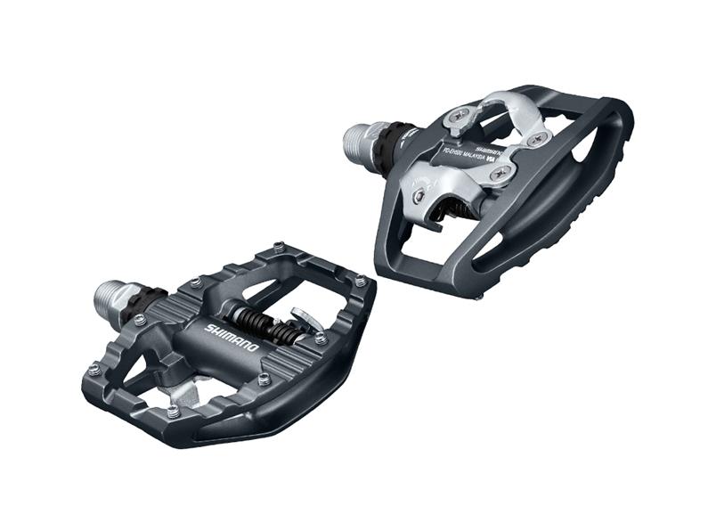 Shimano Eh500 Pedalpar Svart Spd