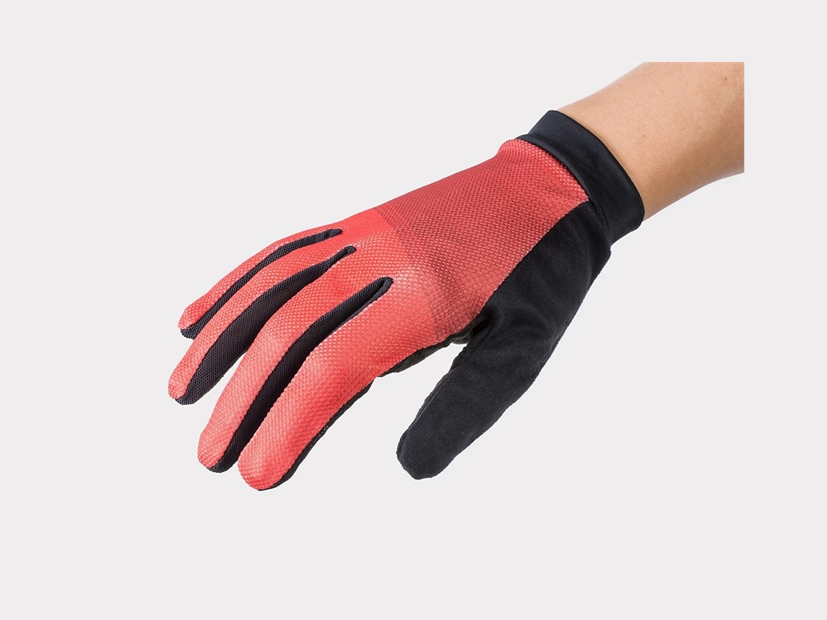 Bontrager Gloveevoke Women Large Cardinal