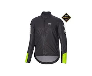 Gore C5 Gore-Tex Shakedry™ 1985 Insulated Viz Jacket Svart/Neongul M