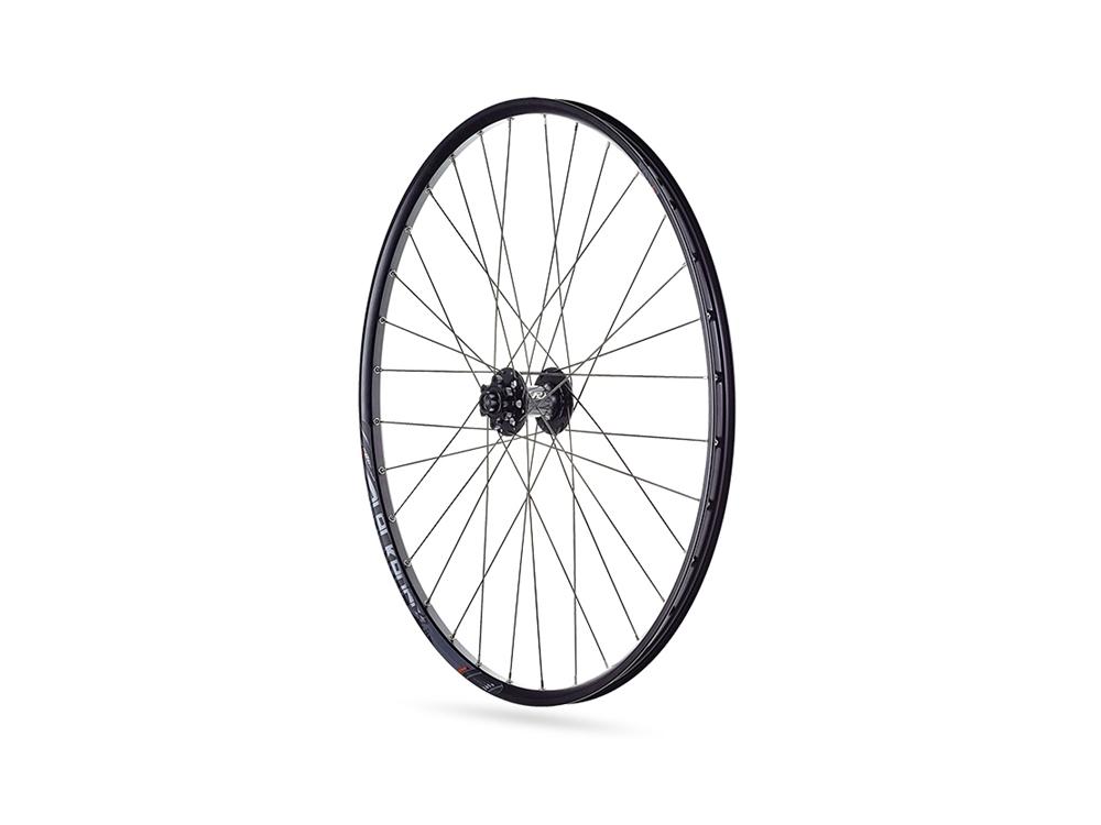 Rodi Framhjul Blackrock21 27.5 Svart Fälg, Discnav100Mm/Qr32H