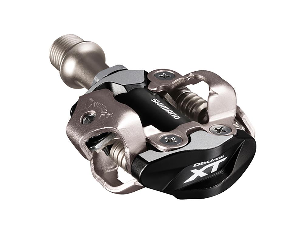 Shimano M8100 Deore Xt Pedalpar Svart Spd