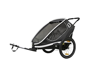 Hamax Outback Twin Grey