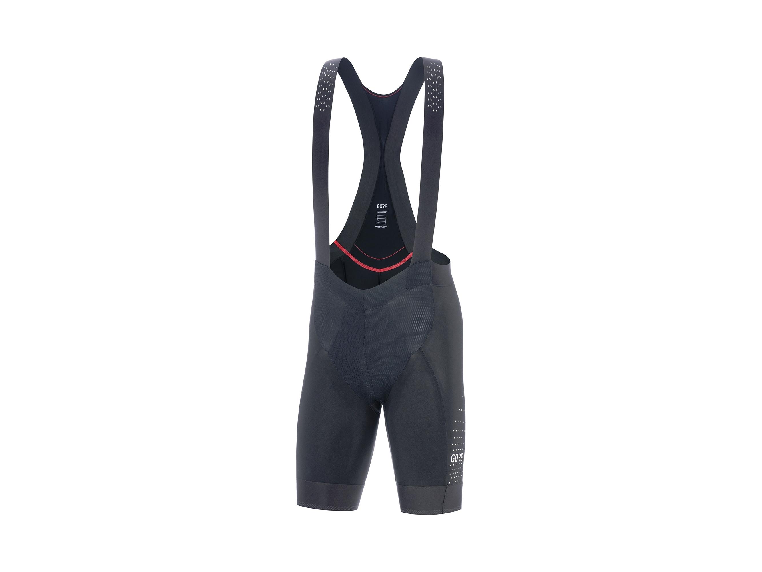 Gore C7 Vent Bib Shorts+ Svart L