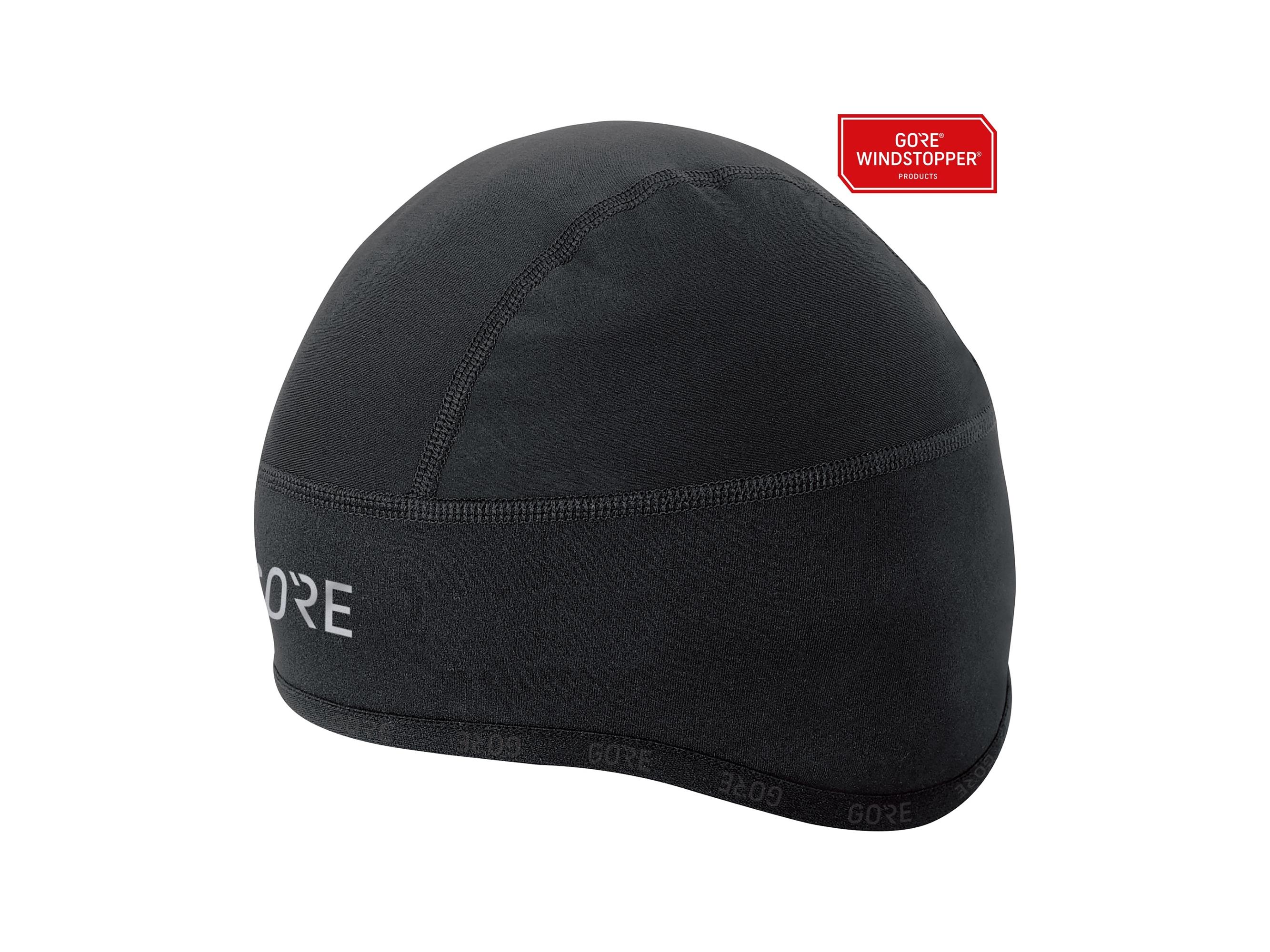 Gore C3 Gore Windstopper® Helmet Cap Svart 54-58