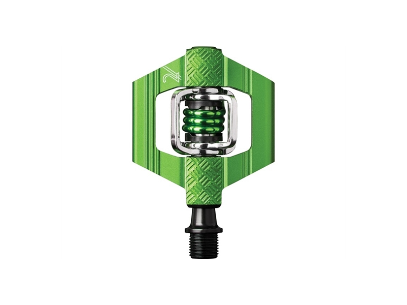 Crankbrothers Pedal Candy 2 Green