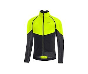 Gore Phantom Gore-Tex Infinium™ Jacket Neongul/Svart S