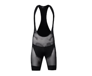 7Mesh Foundation Bib Short Svart L