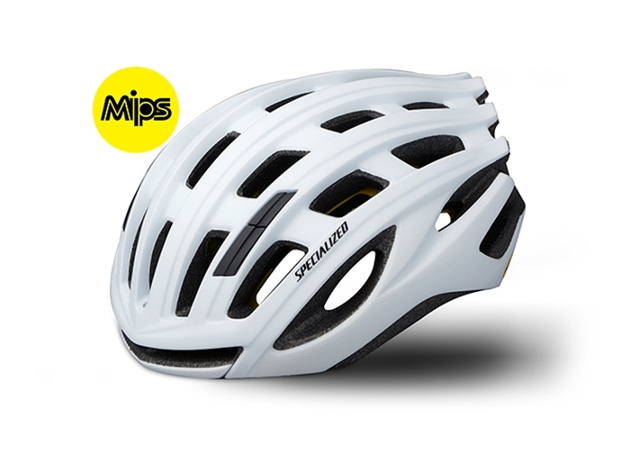SPECIALIZED PROPERO 3 HLMT ANGI MIPS CE WHT TECH L