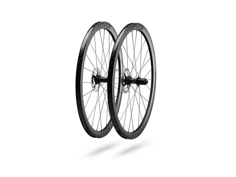 Specialized C 38 Disc Wheelset Satin Carbon/Blk