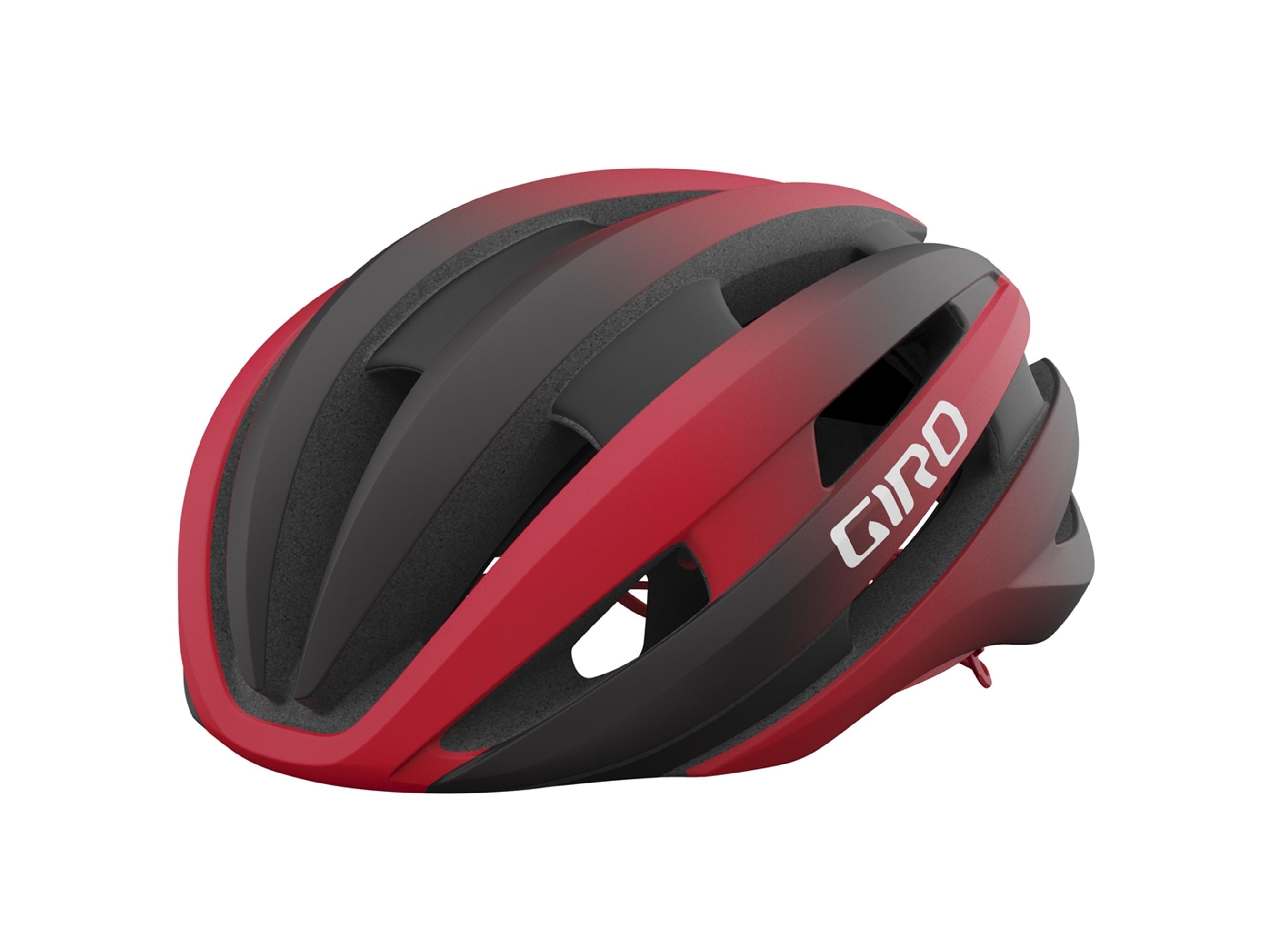 Giro Synthe Mips II Svart/Röd L