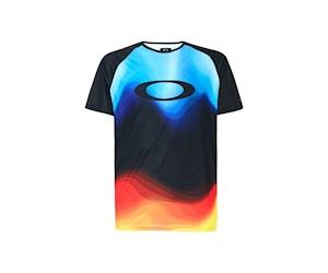 Oakley Mtb Ss Tech Tee T-Shirt Multicolor Gradient L