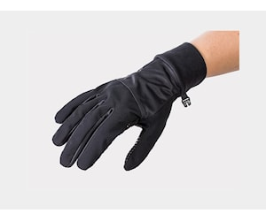 Bontrager glove circuit women wind cycling large black