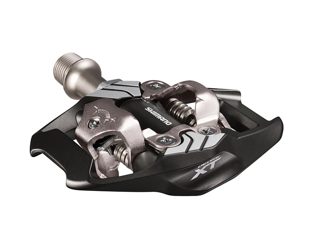 Shimano M8120 Deore Xt Pedalpar Svart Spd
