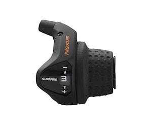 Shimano Nexus-3 Växelreglage Vrid Med Display