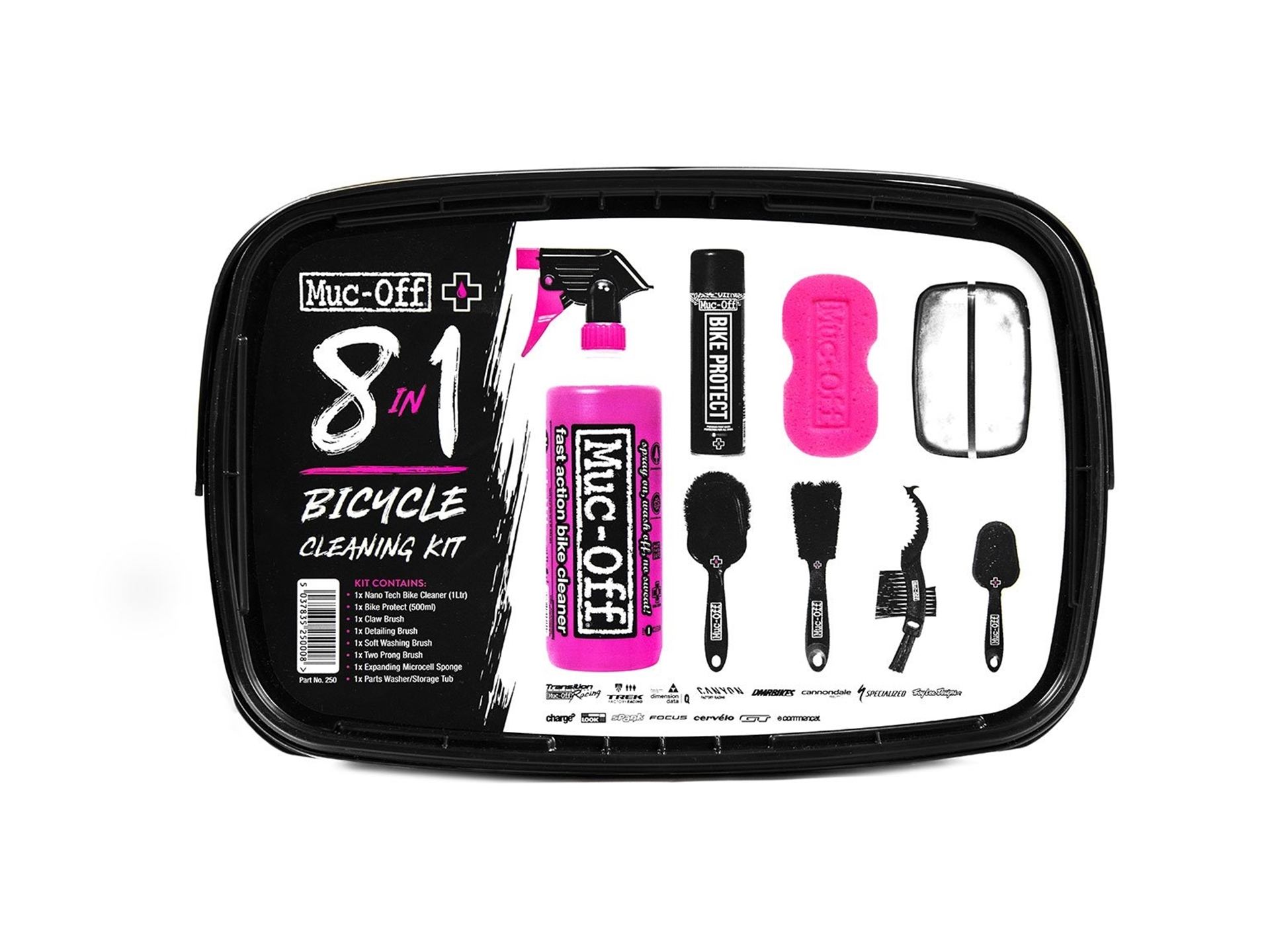 Muc-Off 8-In-One Cleaning Kit