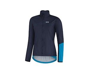Gore C5 Women Windstopper® Thermo Jacket Orbitblue/Dynamiccyan 38